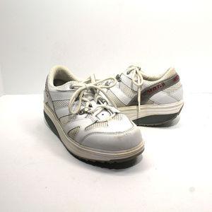 MBT Sport Fitness Sneakers Rocker Shoes Size 7.5W